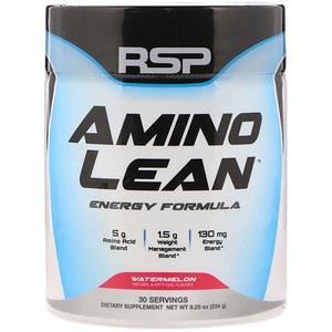 RSP NUTRITION - AMINO LEAN
