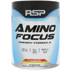 RSP NUTRITION - AMINO FOCUS