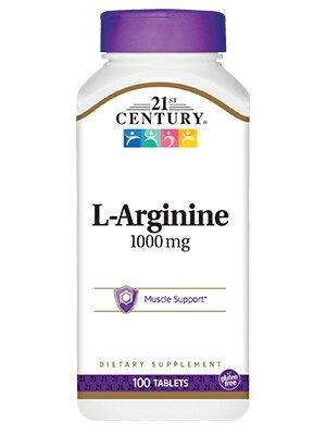 21st CENTURY L ARGININE