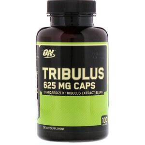 OPTIMUM NUTRITION TRIBULUS 625 CAPS