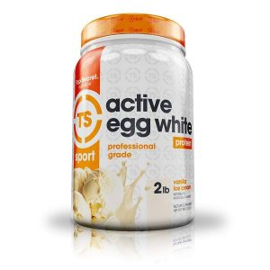 TS NUTRITION ACTIVE EGG WHITE PROTEIN