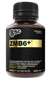 BSC ZMB6+ CAPS