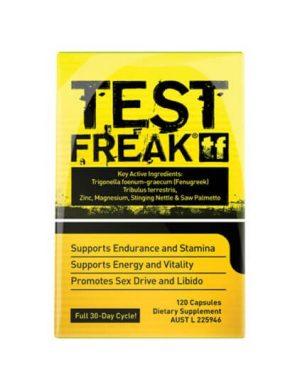 PHARMAFREAK TEST FREAK CAPS